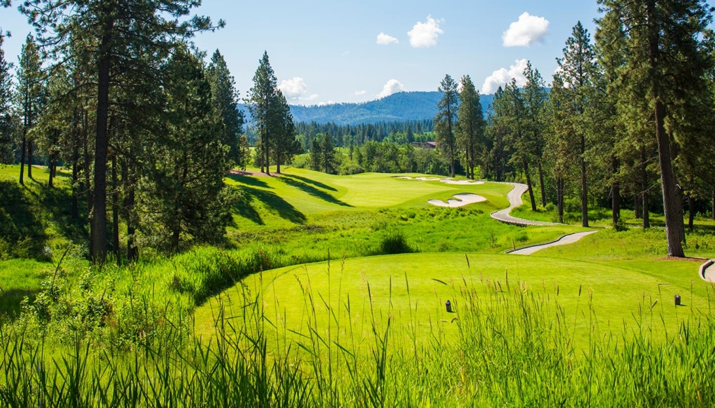 Coeur d'Alene Casino Golf Course