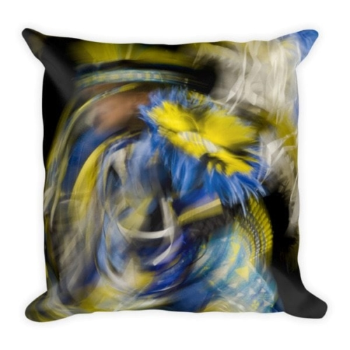 FANCY DANCER PILLOW