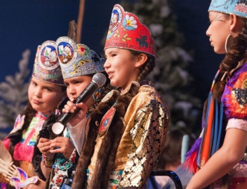 Winter Blessing Honors Traditional Storytelling, Dance and Giving