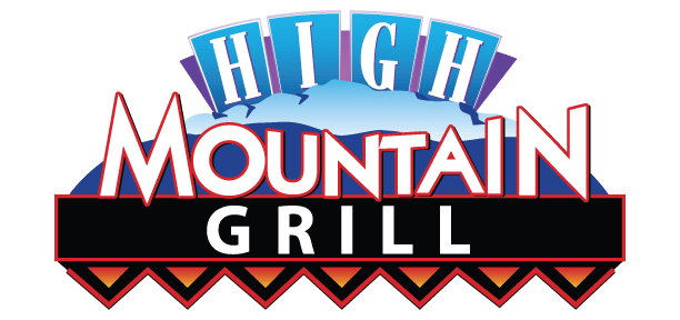 High Mountain Grill Menu