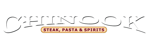 Chinook Steak, Pasta & Spirits Menu