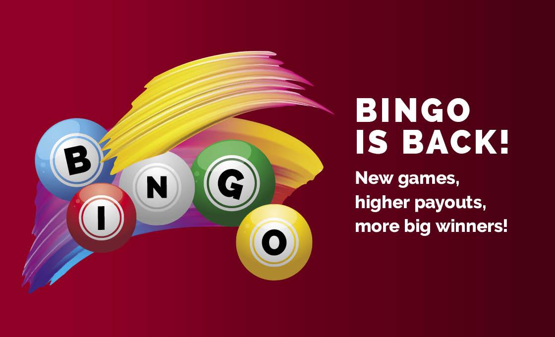 Casino Bingo Schedule